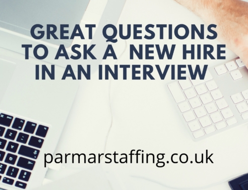 Top questions to ask a new hire in an interview